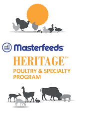 Masterfeeds Heritage Poultry & Specialty Program