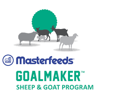 Masterfeeds Goalmaker Sheep & Goat Program