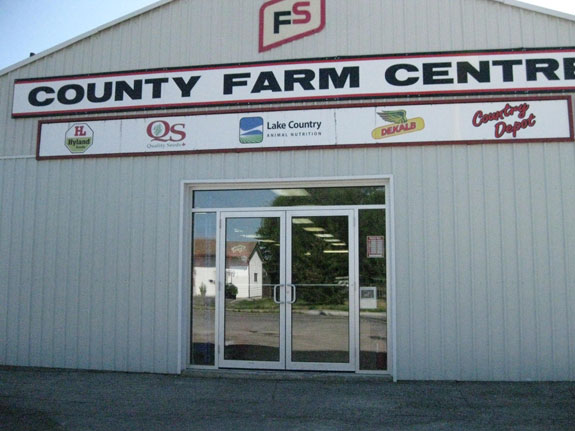 Foxboro - County Farm Centre