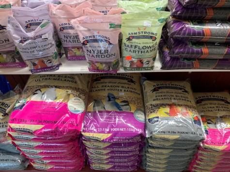 County Farm Centre - Pet Food & Bird Seed