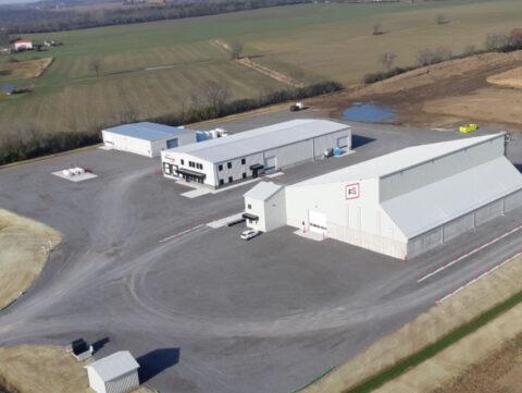 Photo of Belleville CFC facility
