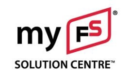 myFS Solution Centre logo